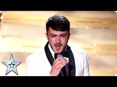 Wayne Woodward is feeling good | Grand Final | Britain's Got Talent 2016