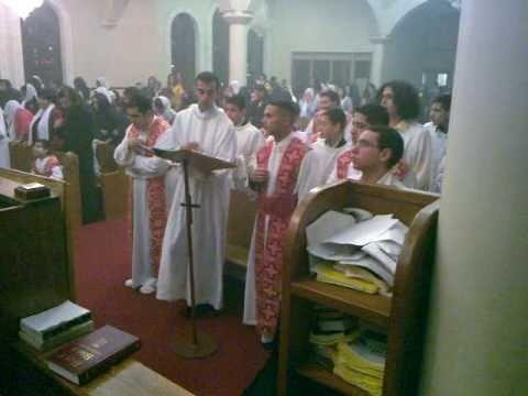 Psalm 150 Communion ( Kiahk )