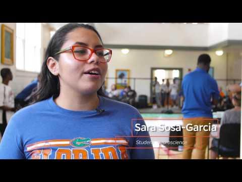 Krótka relacja video z wyścigów dronów, jakie odbyły się na Uniwersytecie na Florydzie
