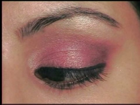 indian bridal eye makeup. Indian Bridal Look