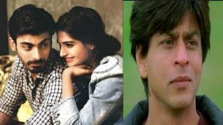 Bollywood News in 1 minute - Fawad Khan, Shahrukh Khan, Sonam Kapoor