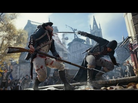 Assassin's Creed Unity / Experience 1