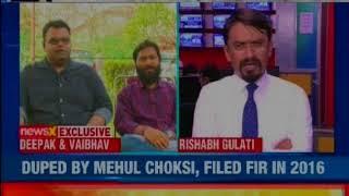 PNB Scam: Mehul Choksi appeals in Delhi High Court to squash 2016 FIR - NEWSXLIVE
