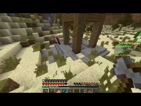 SurvivalGames ft.Xse e EnderLuck_Dragon