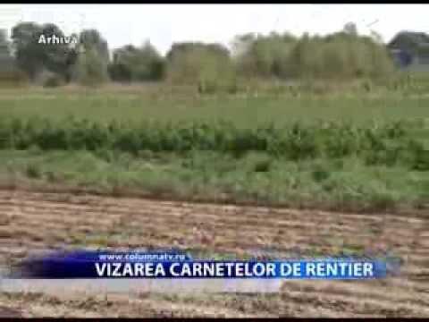 Vizarea carnetelor de rentier (Columna TV)