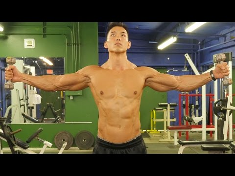Extreme Monster Shoulder Workout