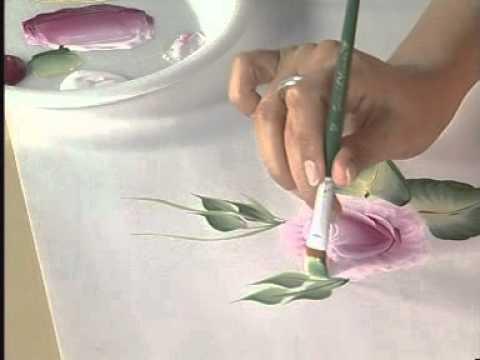 One strock çiçek yapımı