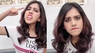 Nabha Natesh Audition Video For Ismart Shankar | Tollywood News - TFPC