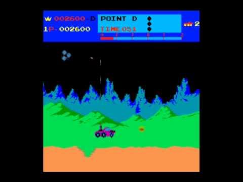 Moon Patrol (Arcade)