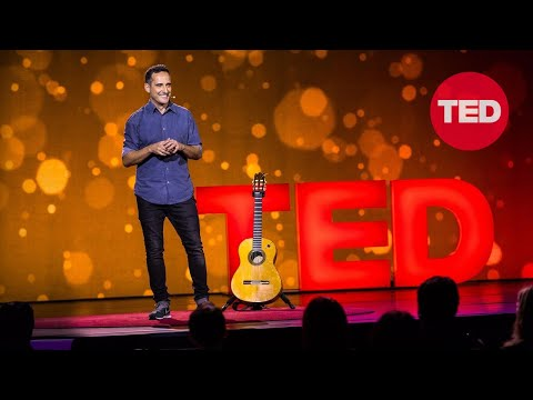 Poetry, music and identity | Jorge Drexler