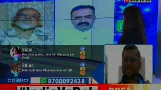Just a day before Ind Vs Pak match, Pakistan killed our jawan. How will we Make Pak Pay? - NEWSXLIVE