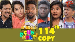 Fun Bucket | 114th Episode | Funny Videos | Harsha Annavarapu | Telugu Comedy Web Series - TELUGUONE