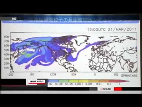 Fukushima Radiation Spread Cover-Up