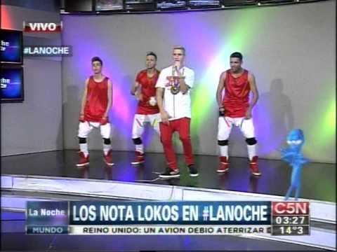 C5N - LA NOCHE: SHOW DE LOS NOTA LOKOS