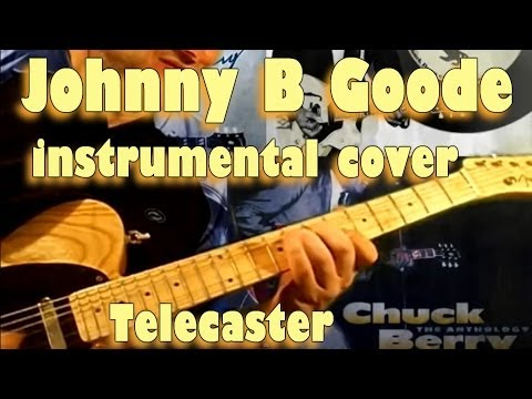 Johnny B Goode - Chuck Berry (Classic Rock Solos)