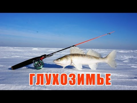 зим. рыбалка видео глухозимье