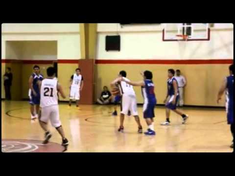 Basketball: Al Zayani  VS  Blazzers