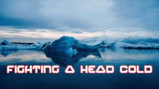 Royalty Free :Fighting a Head Cold