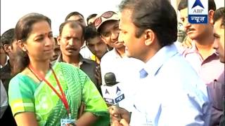 Supriya Sule hopefull for win - ABPNEWSTV