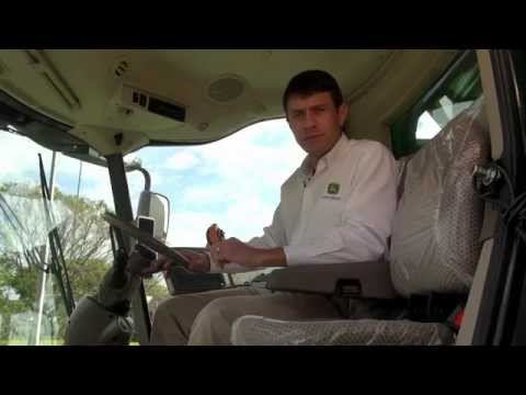 Os diferenciais das cabines das colheitadeiras Série S John Deere