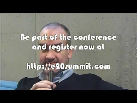 What is the E20 SUMMIT about? (Short Version)
