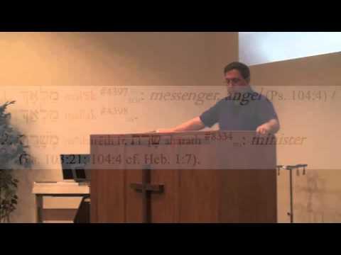 Angelology 001 - Austin Bible Church