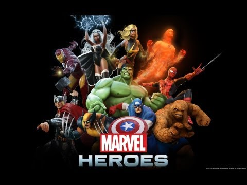 Game do dia] Marvel Heroes  Diablo da Marvel O_o