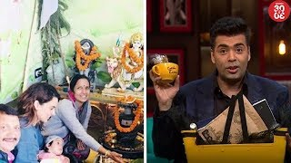 Kangana Performs House Warming Ceremony At Her Manali Home | 'Koffee With Karan' To Have New Celebs? - ZOOMDEKHO