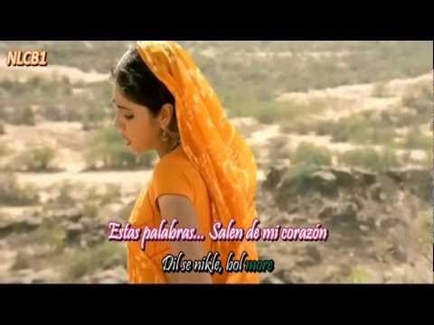 O Re Chhori -  Lagaan - Sub Espaol/ With lyrics