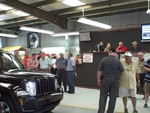 Dealers Choice Auto Auction - DCAA - Our first dealer sale