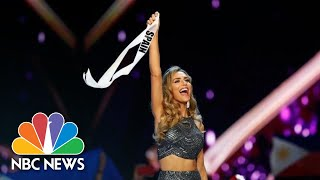 Miss Spain Makes History As First Transgender Miss Universe Competitor | NBC News - NBCNEWS
