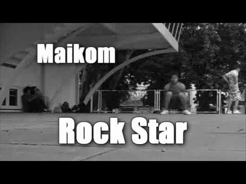 Star at Night - Maikom Rock Star