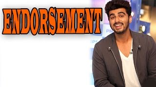 Arjun Kapoor to ENDORSE a Cycle Brand