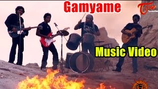 Gamyame | Latest Telugu Music Video | By C Sundeep Kumar - TELUGUONE
