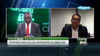 Stephen van Coller named new EOH CEO - ABNDIGITAL