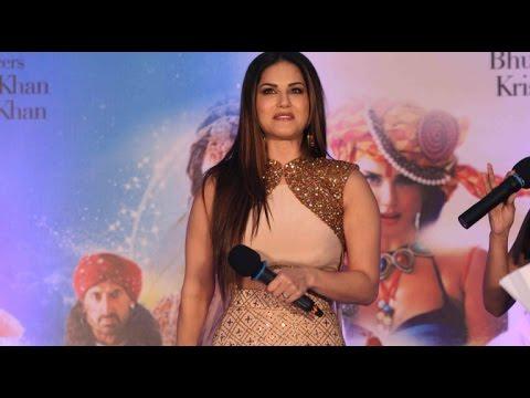 HOT Sunny Leone Promotes 'Ek Paheli Leela'