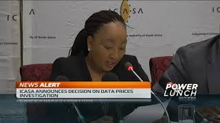 Icasa announces decision on data regulation, costs - ABNDIGITAL
