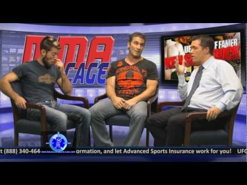 Ken Shamrock UNCENSORED on MMA: Inside the Cage (Steroids, WWF, Pancrase)