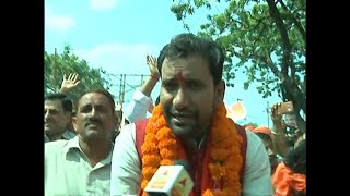Entire Azamgarh wants PM Modi to win again: Nirahua - ABPNEWSTV