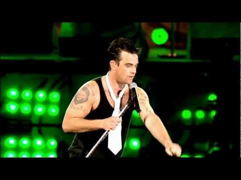 Robbie Williams - Love Supreme (Live at knebworth) HD