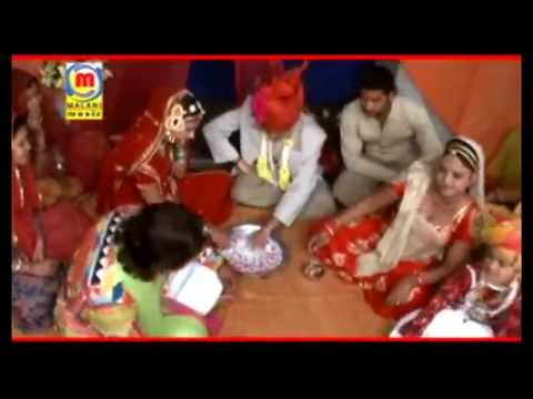 Khati Chhachh Ri Bhari Parat | Hit Rajasthani Song | Banna Banni Geet | Traditional Song