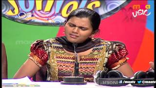 Super Singer 2 Episode 2 : Pranavi Song Performance - MAAMUSIC