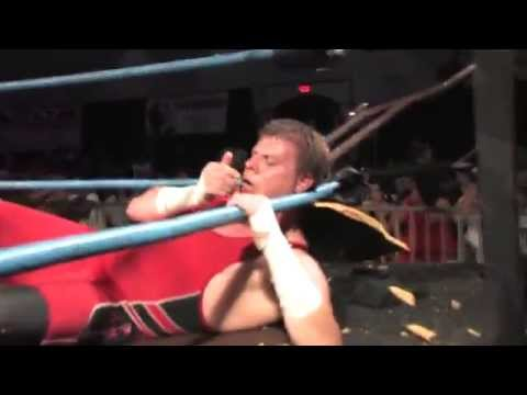 """Reality of Wrestling """"QUICK CLIP"""" - Powerbomb Through a Table-"""