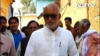 'सपा' का चुनाव प्रचार कर रहे हैं सत्यव्रत - NDTVINDIA