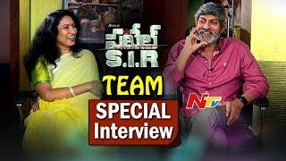 Patel Sir Movie Team Special Interview || Jagapathi Babu, Aamani || NTV - NTVTELUGUHD