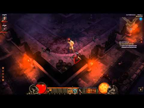 Let's Play Together Diablo 3 #2 [Deutsch] [HD] - Fisten bis zum Squirten !!! :D