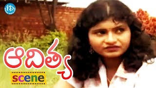 Aditya Movie Scenes - Shweta Cheats Vijay || Jagadish || Shilpa || Swapna - IDREAMMOVIES