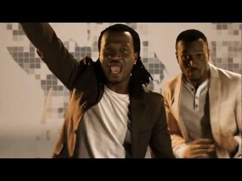 P Square &amp; Matt Houston - E No Easy Remix (French Version)