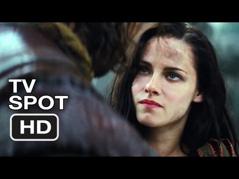 Snow White &amp; the Huntsman - TV Spot #4 (2012) Charlize Theron Movie HD