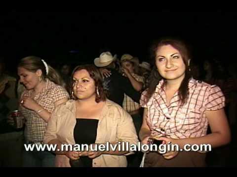 Bailazo en Villalongin Con Los 4 De Duran